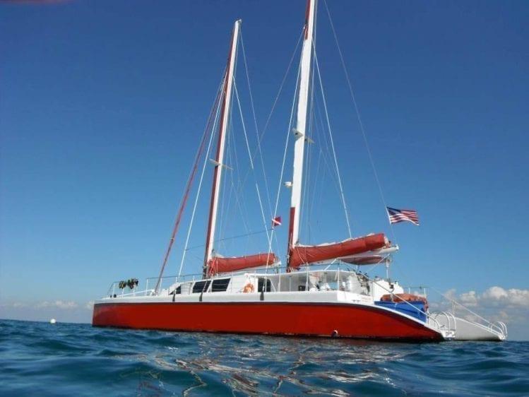 Miami Yacht Rentals 78' Gold Coast Port