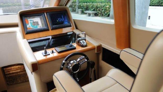 Miami Yacht Rentals 84' Lazzara Helm