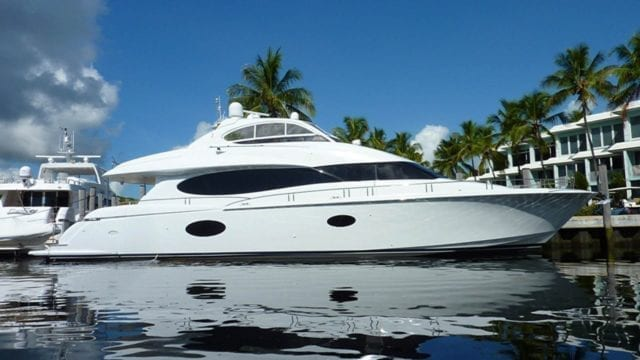 Miami Private Yacht Rentals 84' Lazzara