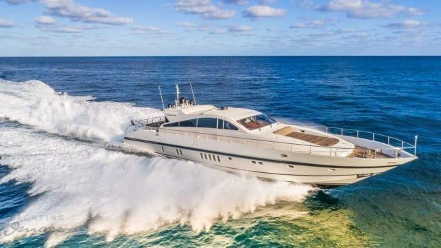 Miami Yacht Rentals 92' Leopard