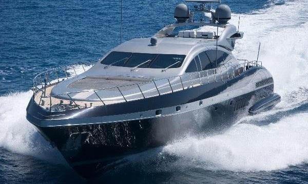 Miami Yacht Rentals 92' Mangusta