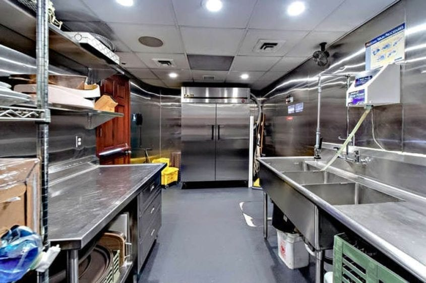 Newport Beach Yacht Rentals 128' Skipperliner Galley 4