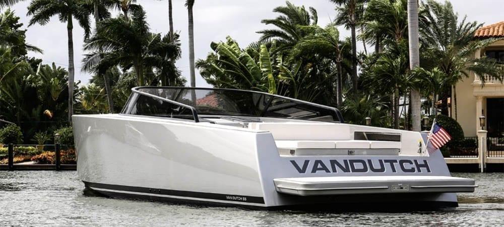 Newport Beach Yacht Rentals 40' Van Dutch