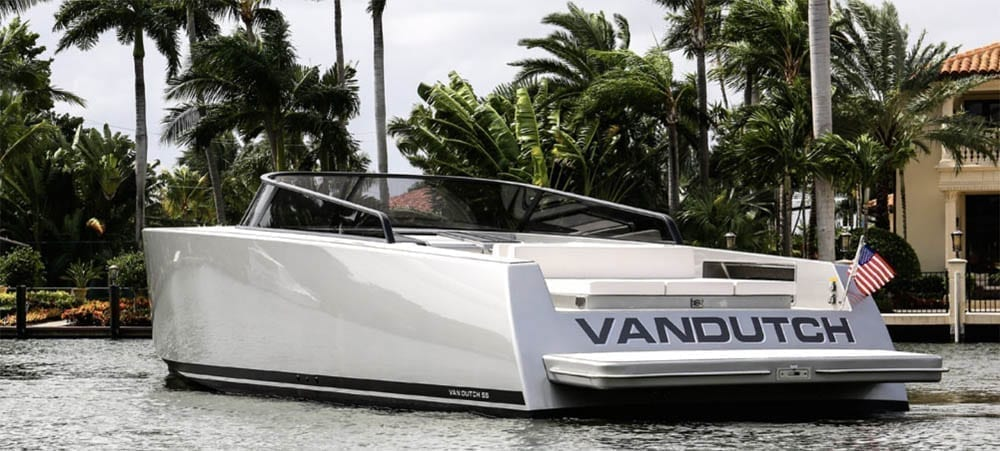 Yacht Rental Newport Beach 40' Van Dutch
