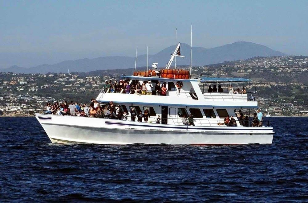 Newport Beach charter yacht 65' Explorer