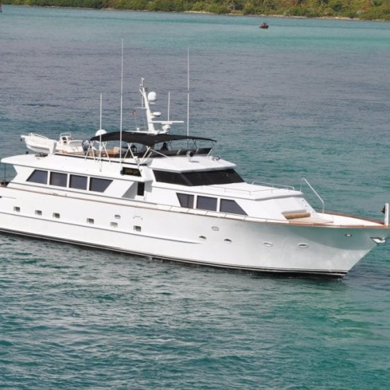 Oahu Private Yacht charter--1