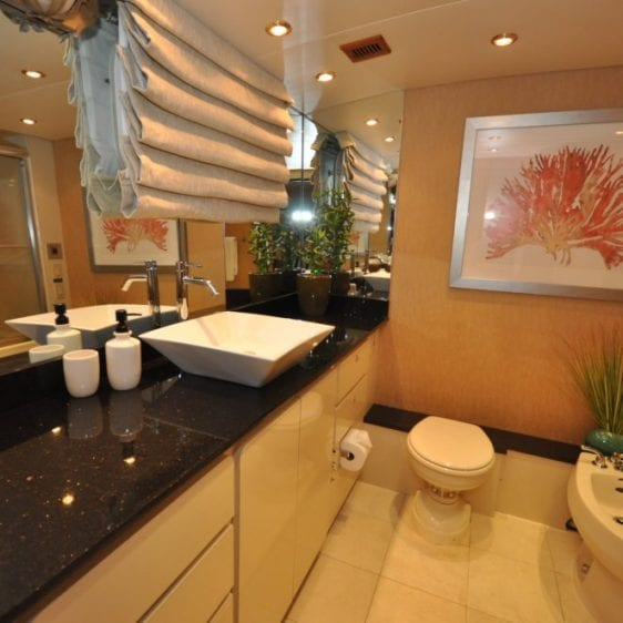 Oahu Private Yacht charter--11