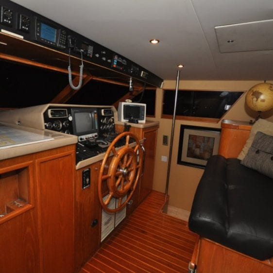 Oahu Private Yacht charter--16
