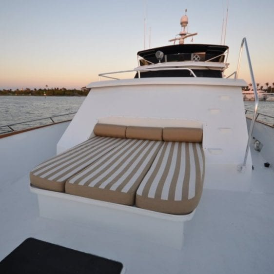 Oahu Private Yacht charter--18