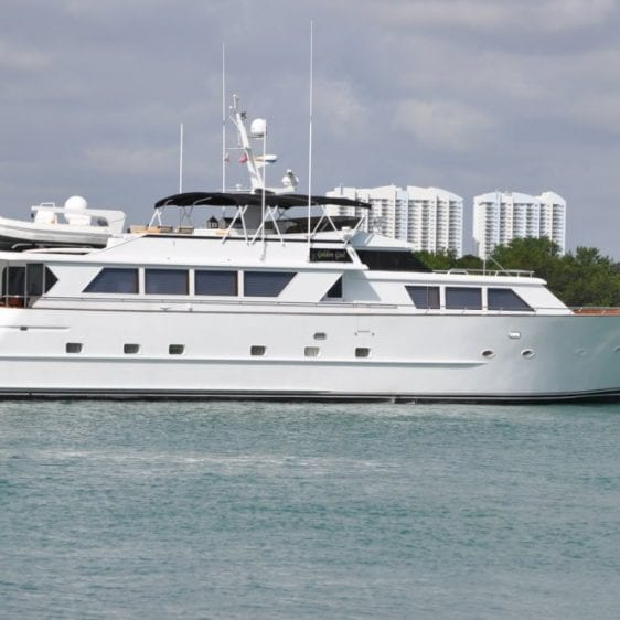 Oahu Private Yacht charter--19
