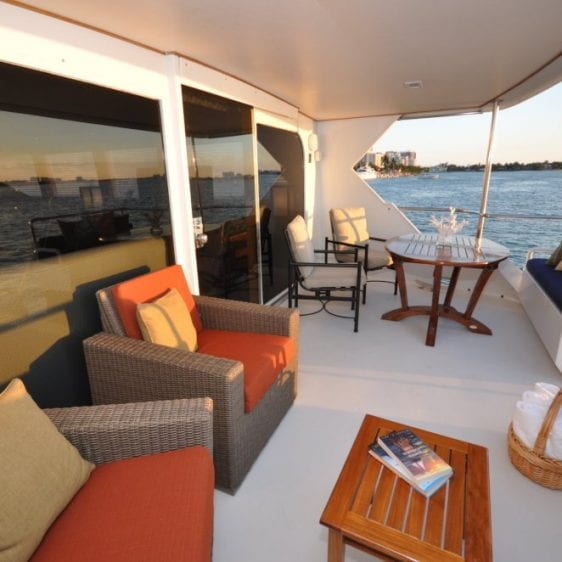 Oahu Private Yacht charter--2