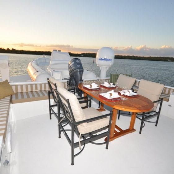 Oahu Private Yacht charter--5