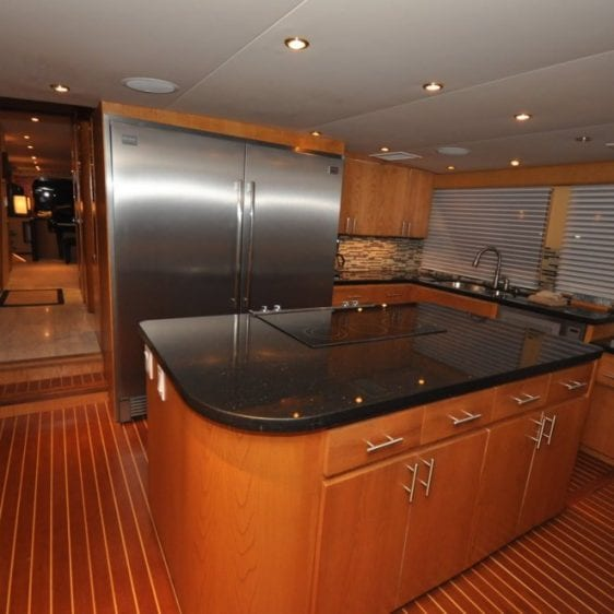 Oahu Private Yacht charter--7