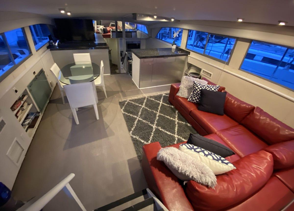 San-Diego-Yacht-Charter-Lounge