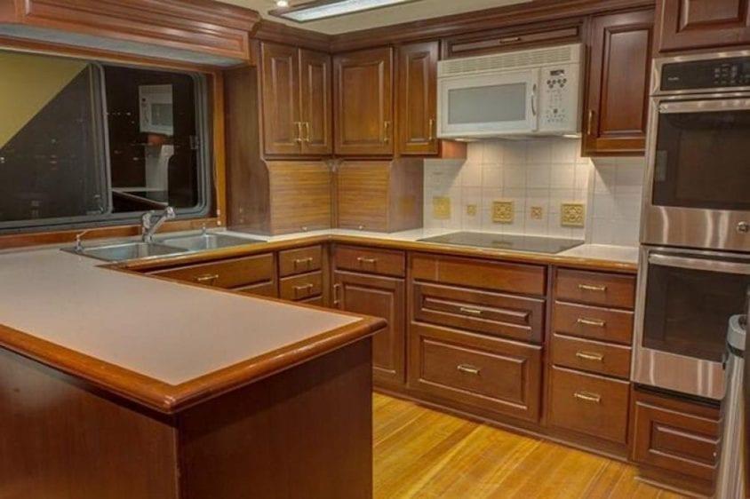 San Diego Yacht Rentals 115' Christensen Galley