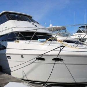 San Diego Yacht Rentals 56' Carver