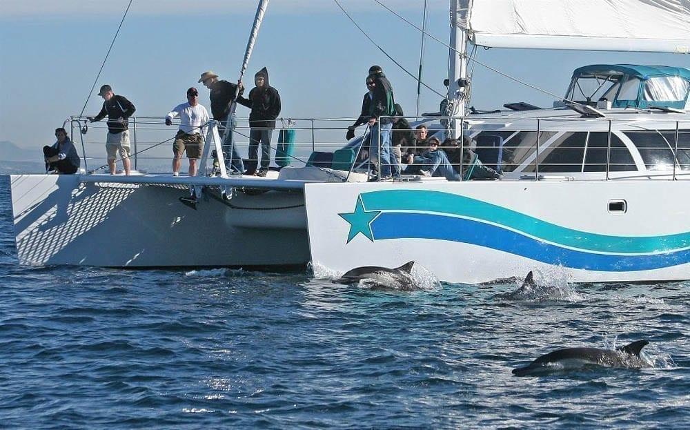 Yacht Rentals San Diego 58' Sunchaser
