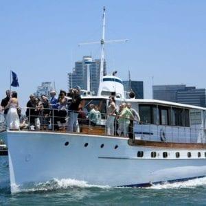 San Diego Yacht Rentals 72' Mathis