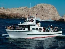 San Francisco Yacht Rentals 47' Seeno Fishing Charters