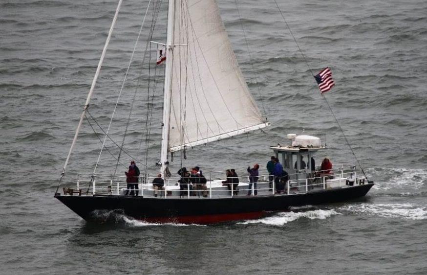San Francisco Sailing Charter 57 Millerick