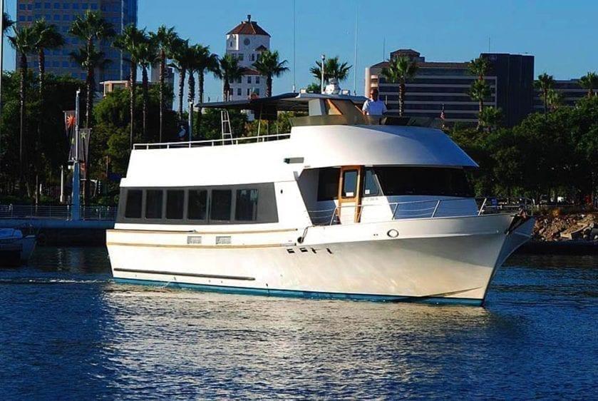 San Pedro Yacht Rentals 65' Westport