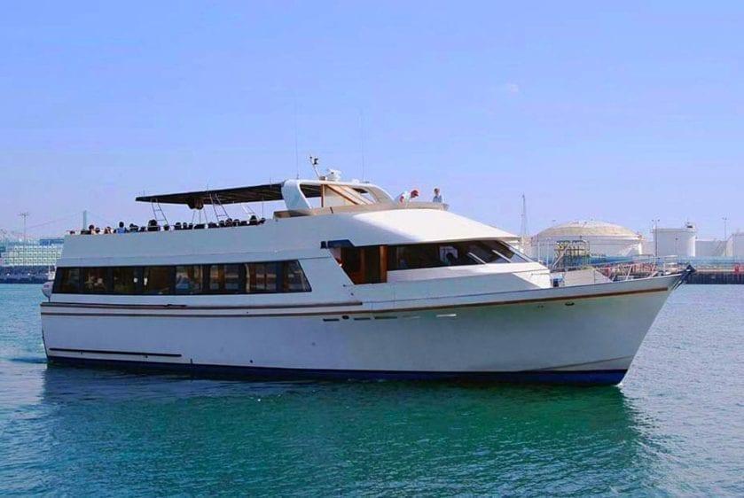 San Pedro Yacht Rentals 90' Westport