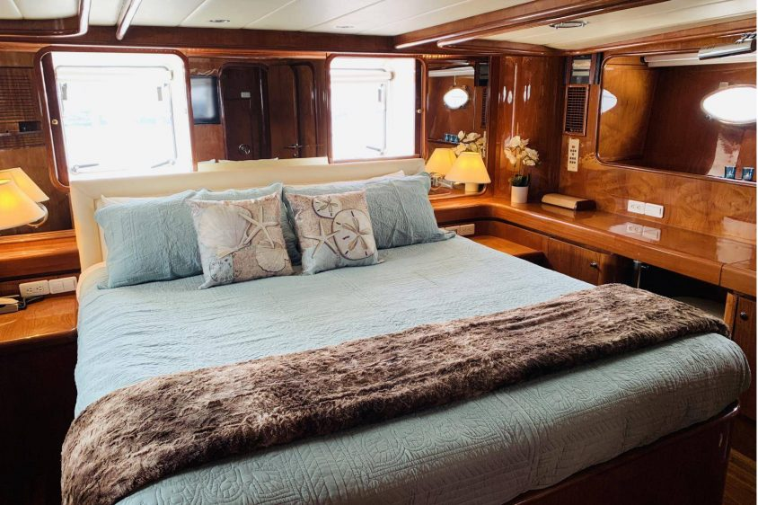 Luxury Yacht Charter in Los Angeles