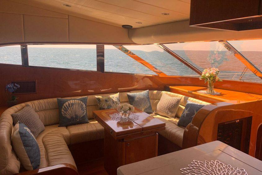 Luxury Yacht Rentals in Marina Del Rey