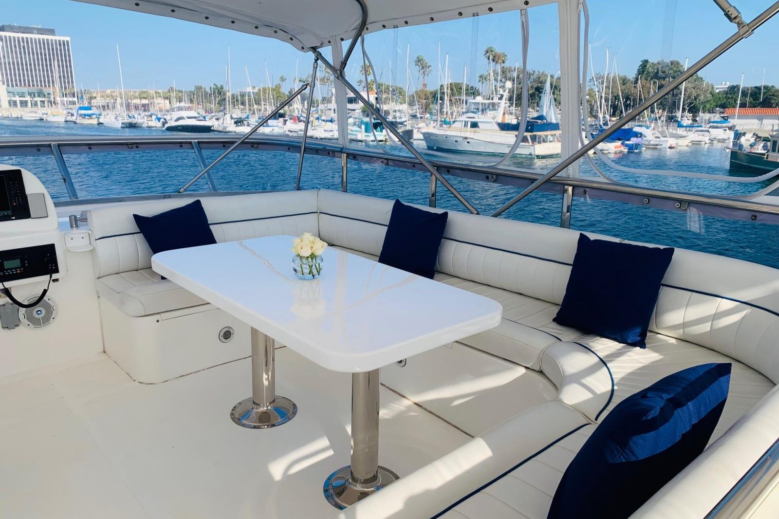Marina Del Rey Yacht for Charters
