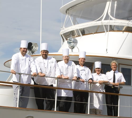 ft lauderdale yacht catering