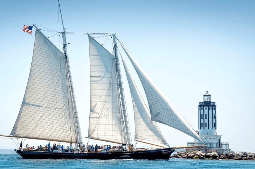 San Diego Sailing Yacht Charter