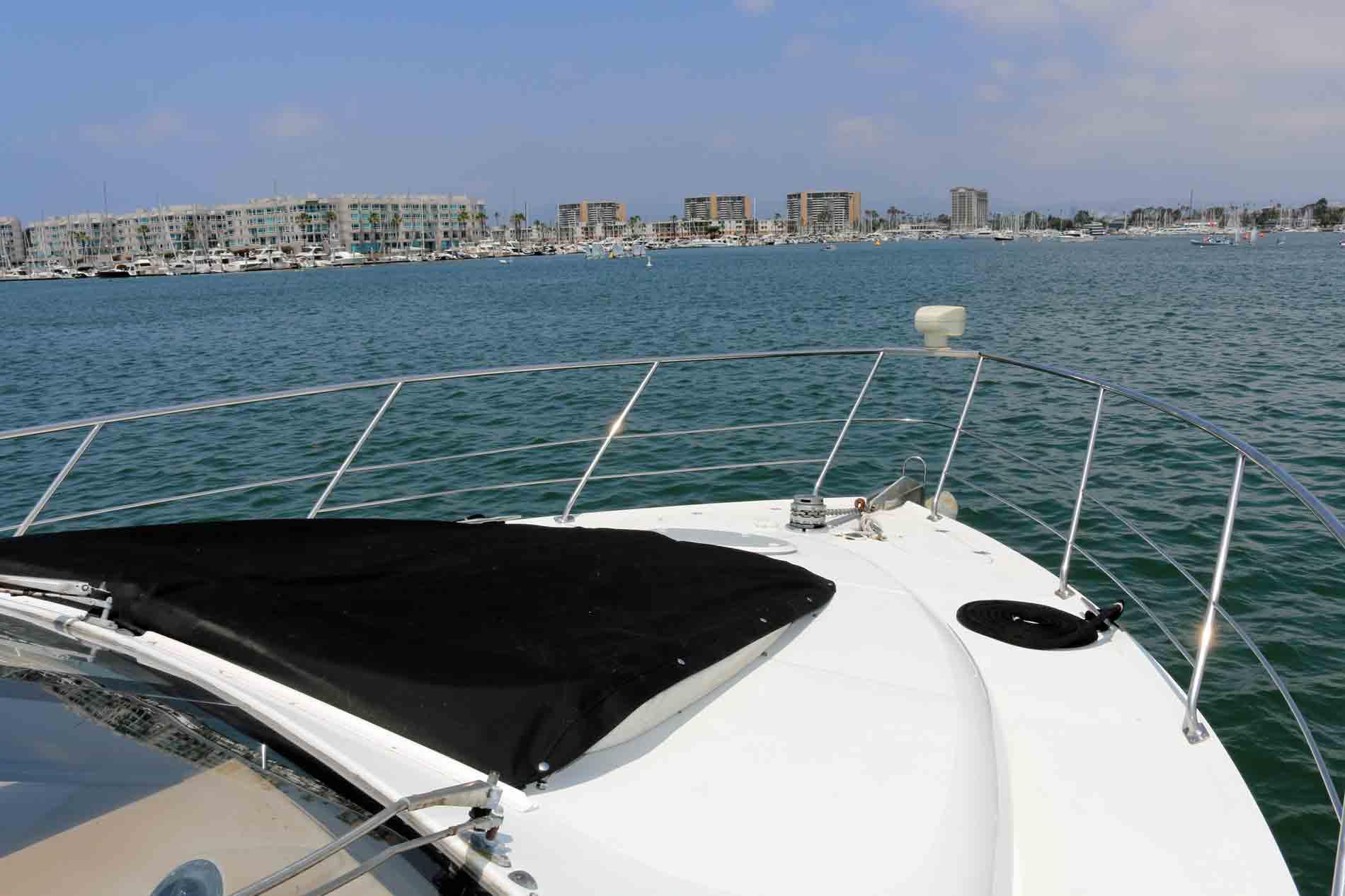 marina-del-rey-yacht-rental-bow