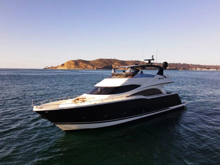 Luxury Boat Rentals in San Diego