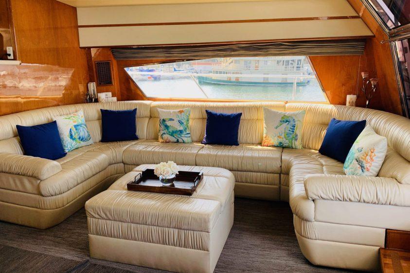 Luxury Yacht Charter in Marina Del Rey