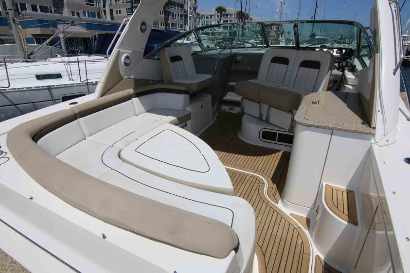 sea-ray-marina-del-rey-boat-rental-lounge-deck
