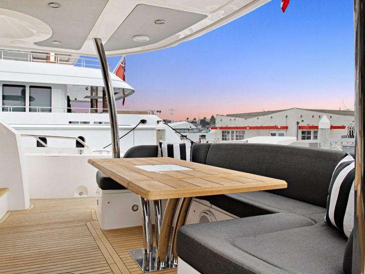 Luxury Party Boat Rentals in Los Angeles