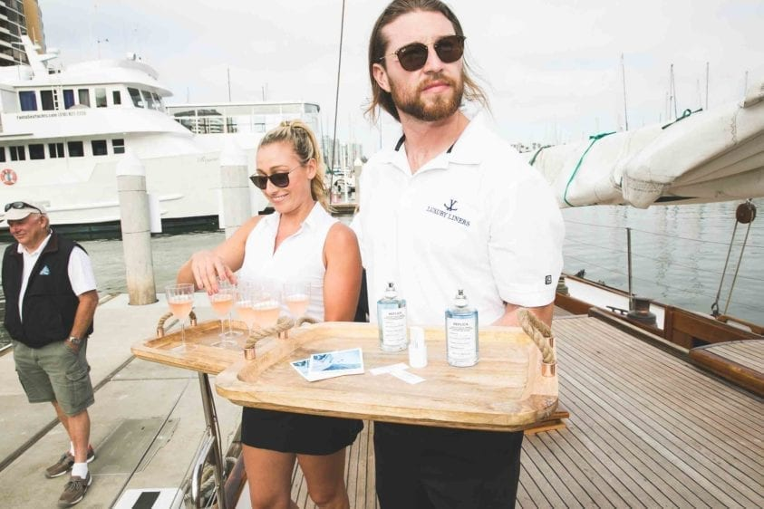 Yacht Catering Beverage Service