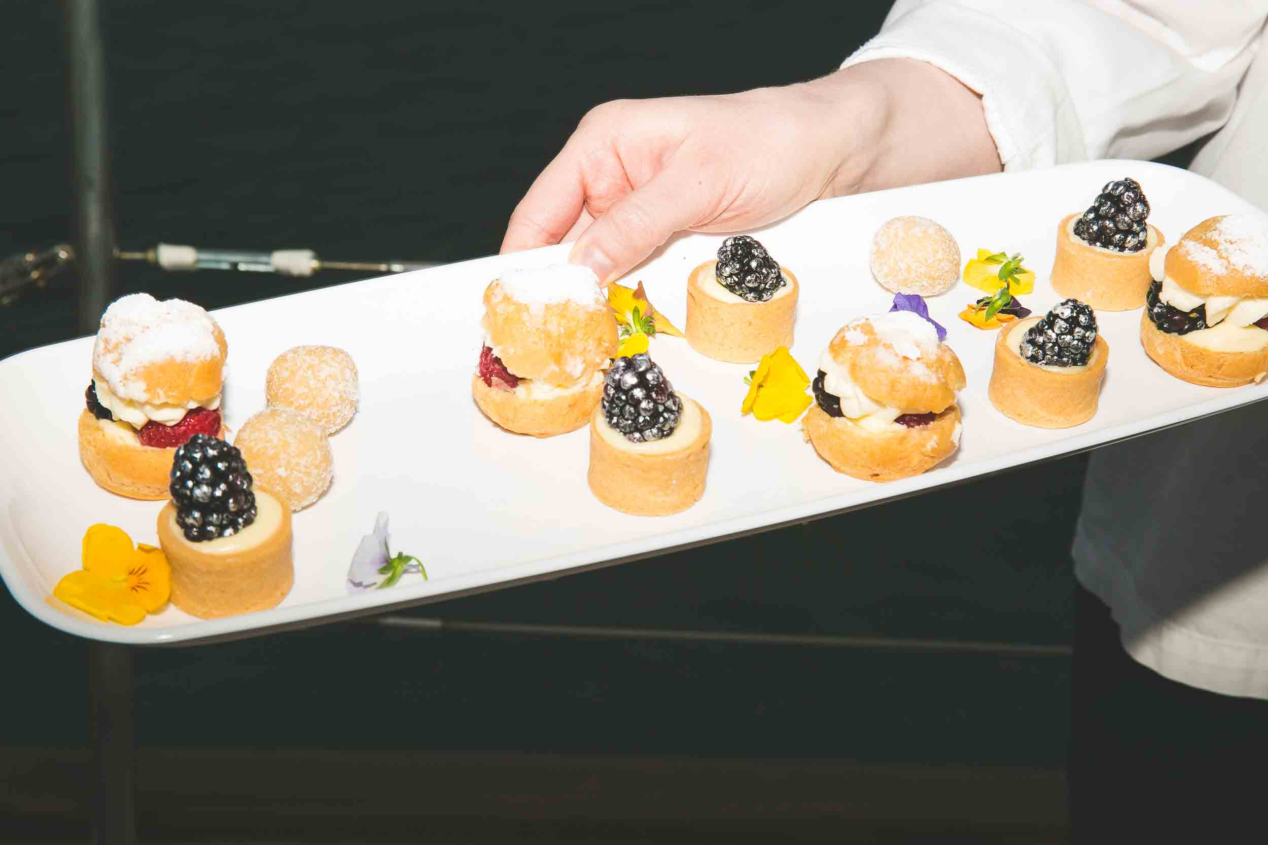 Yacht Catering | Desserts | Private Chef