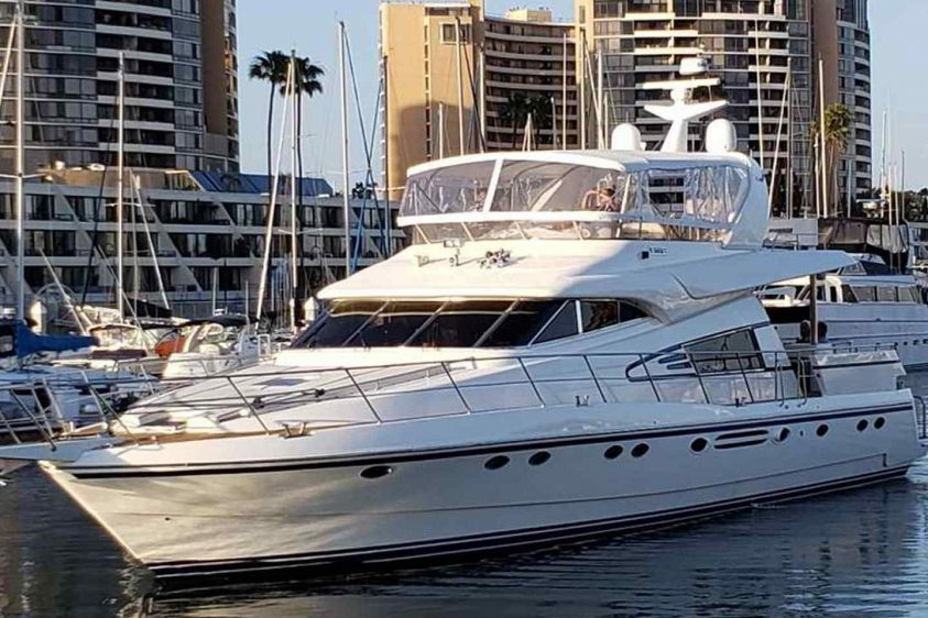 Marina Del Rey Yacht for Charter
