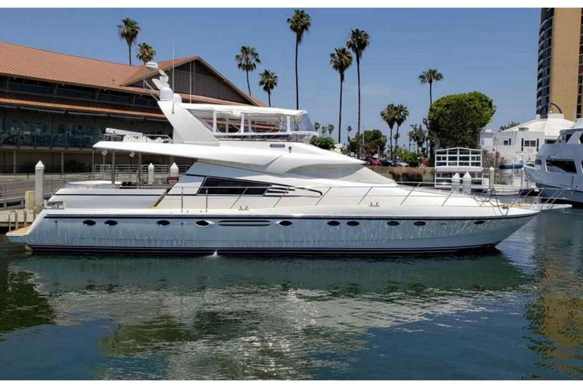 Marina Del Rey Yacht for Rent